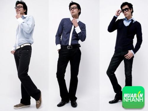 Cách chọn quần áo cho nam gầy thật phong cách và cá tính