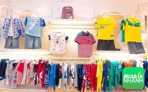 Kinh nghiệm chọn quần áo cho bé yêu