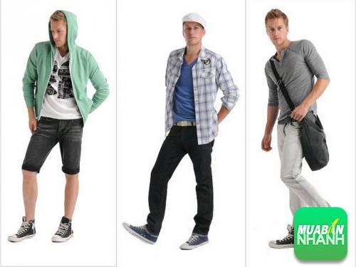 Tư vấn chọn quần áo đẹp cho nam giới 1