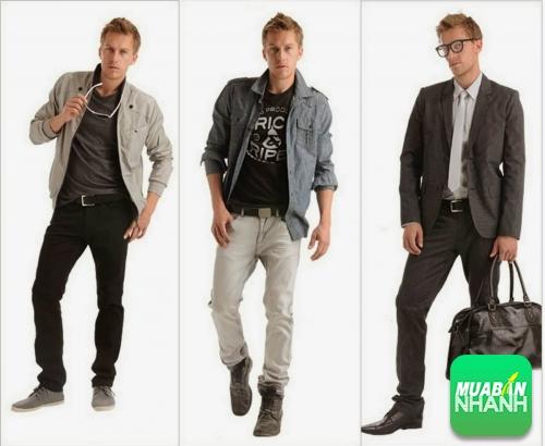 Tư vấn chọn quần áo đẹp cho nam giới 3